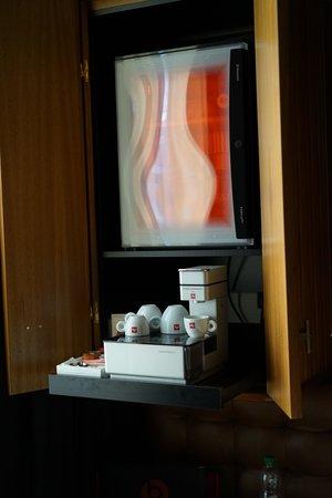 Viceroy Central Park New York : Machine à café