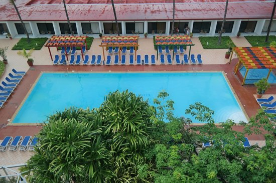 Hotel Jagua Managed by Melia Hotels International: view