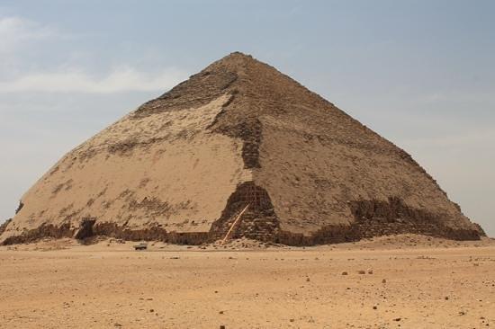 Dahshur : bent pyramid