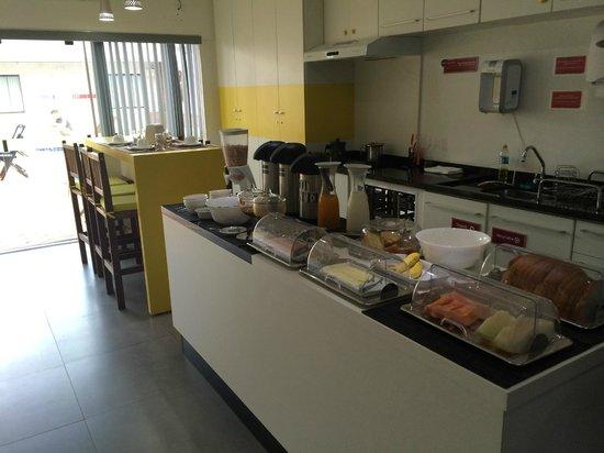 Concept Design Hostel & Suites: breakfast - delicious