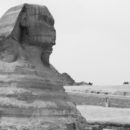 Real Egypt Day Tours : sphinx