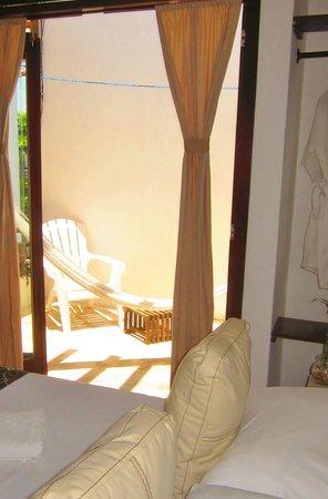 Hotel Latino : Deluxe room upstairs