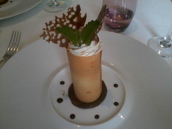 La Ville Blanche : chocolat liégeois au café, pur délice!
