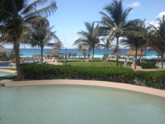 JW Marriott Cancun Resort & Spa: La agradable vista