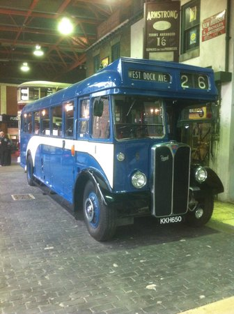 Streetlife Museum of Transport : One of many great vehicles