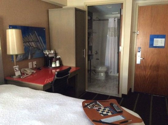 Hampton Inn Manhattan - Madison Square Garden Area : Room
