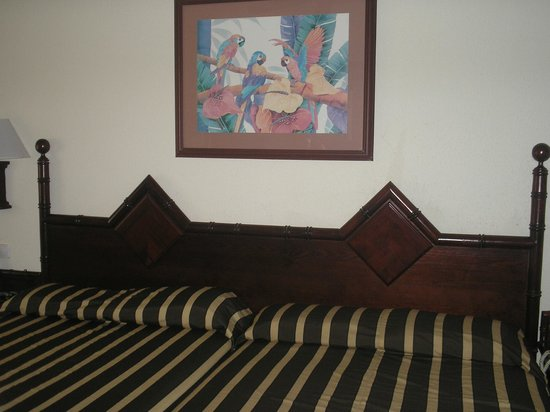 ClubHotel Riu Bambu : Cama doble