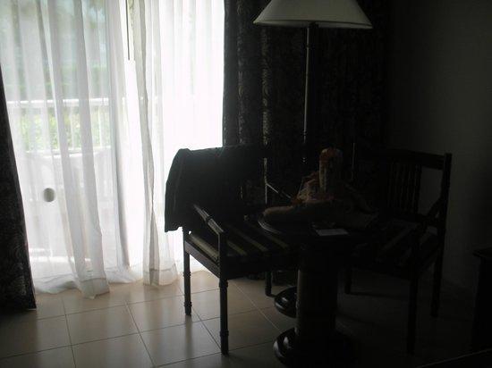 ClubHotel Riu Bambu : Vista hacia jardin