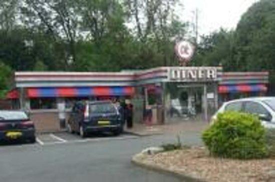 The OK Diner... retro look restaurant