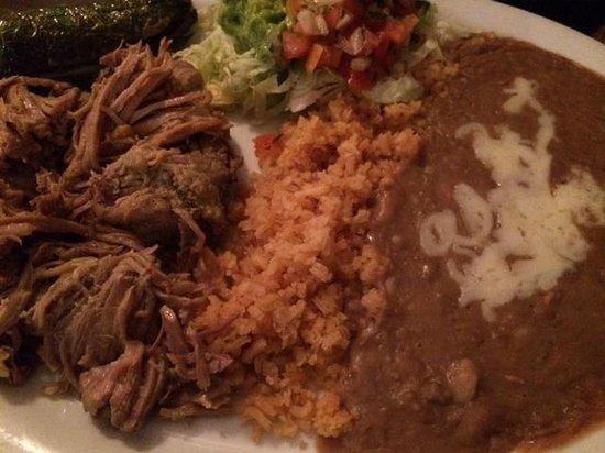 Morelia Mexican Restaurant: Pork