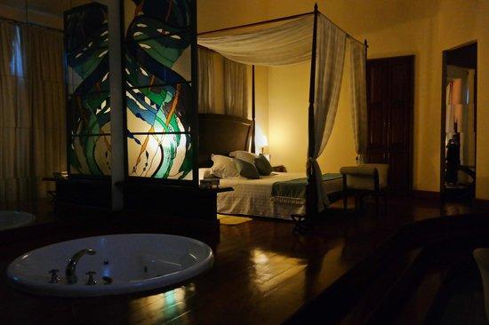 Armadores de Santander Hotel: Room 107