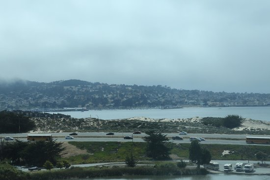 Embassy Suites by Hilton Hotel Monterey Bay - Seaside: View from room at Embassy Suites