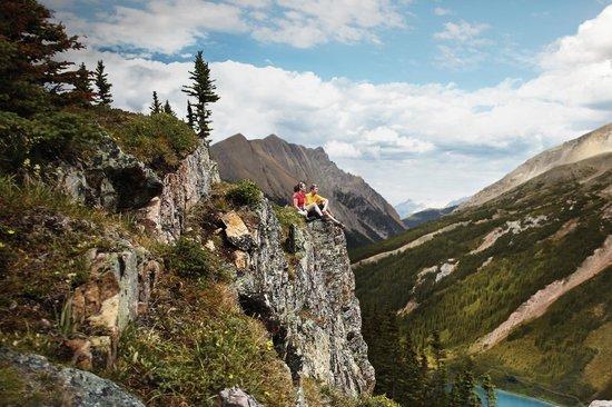 Kanadische Rockies, Kanada: Cline River