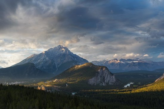 Canadian Rockies, Canada: Rimrock Resort Hotel, Banff