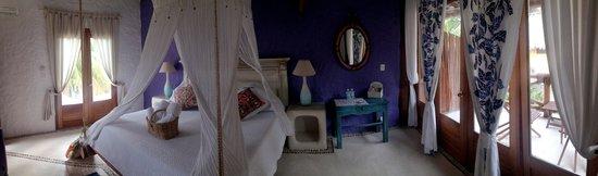 Holbox Hotel Casa las Tortugas - Petit Beach Hotel & Spa: Habitación Lavanda