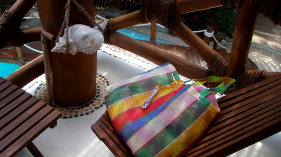 Holbox Hotel Casa las Tortugas - Petit Beach Hotel & Spa: La llave
