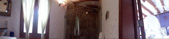 Holbox Hotel Casa las Tortugas - Petit Beach Hotel & Spa: La ducha
