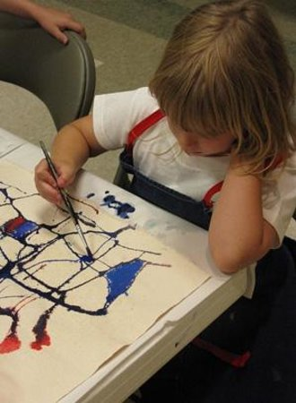 The Art Museum of Eastern Idaho: Art classes for kids 3 to 16!