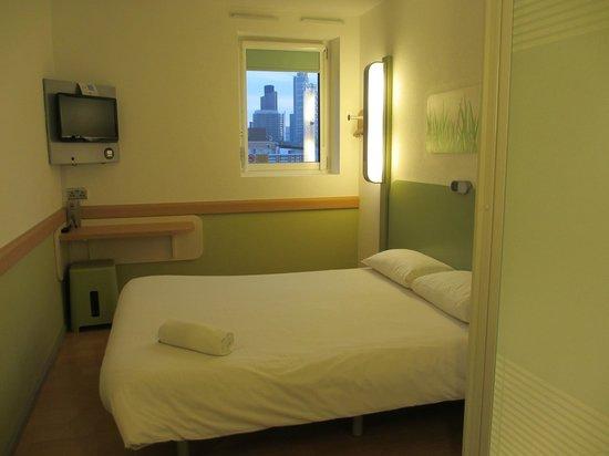 Hotel ibis budget London Whitechapel - Brick Lane: Chambre