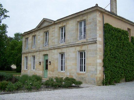 Chateau Ormes de Pez: The Chateau des Ormes de Pez