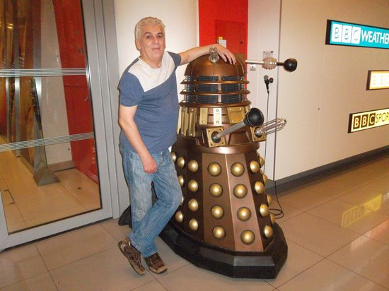 BBC Broadcasting House How many kids would love to be photographed with a life size  sc 1 st  TripAdvisor & How many kids would love to be photographed with a life size Dalek ...