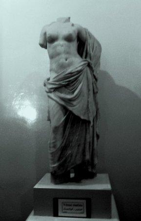 Musée National du Bardo : Statua
