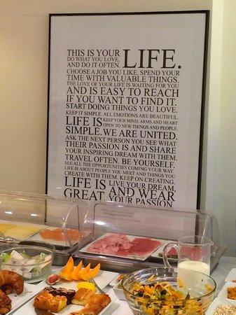 Hotel SPIESS & SPIESS Appartement-Pension: Breakfast Buffet