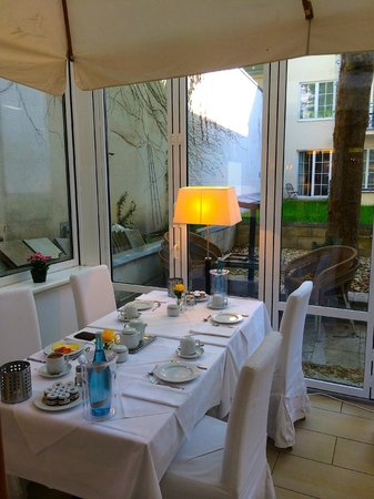 Hotel SPIESS & SPIESS Appartement-Pension: Breakfast Area