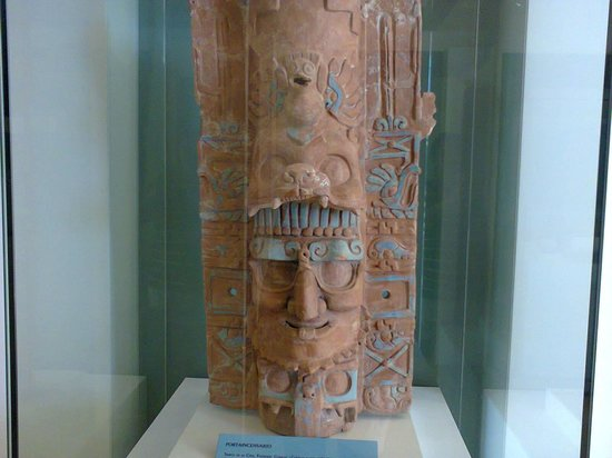 Museo Maya de Cancun : acervo