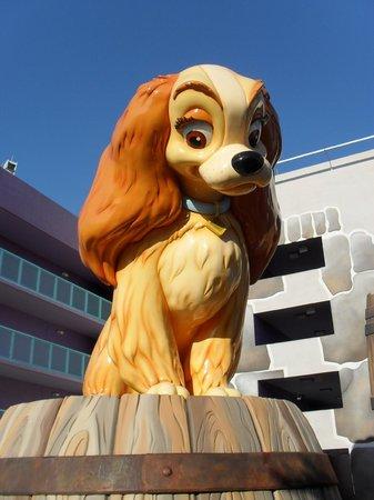 Disney's Pop Century Resort: Lady