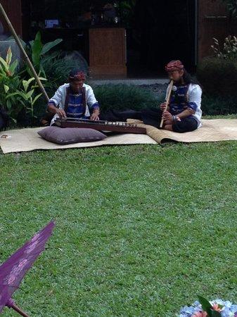 RedDoor Bali: Band for the wedding