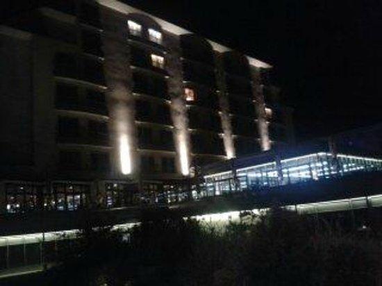 Hôtel Spa du Beryl : Devant de l'hôtel