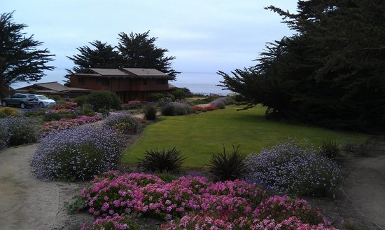 Ragged Point Inn and Resort: Hotel and grounds