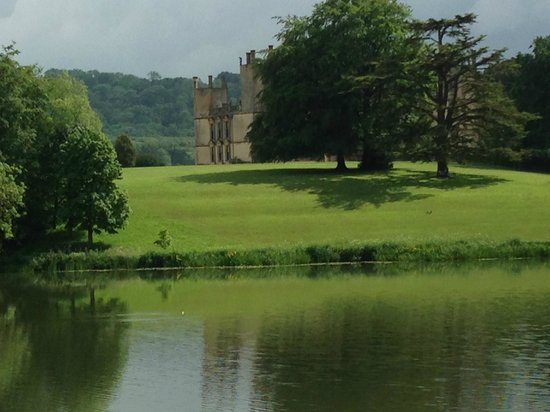 Sherborne Castle Gardens and Lake