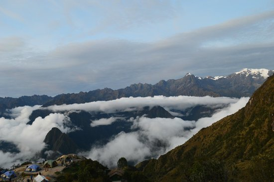 Camino Inca: camp day 3