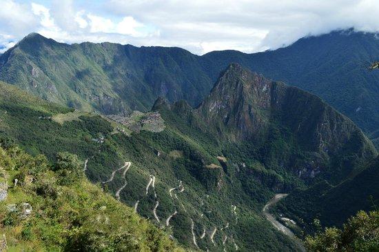 Camino Inca: machu picchu