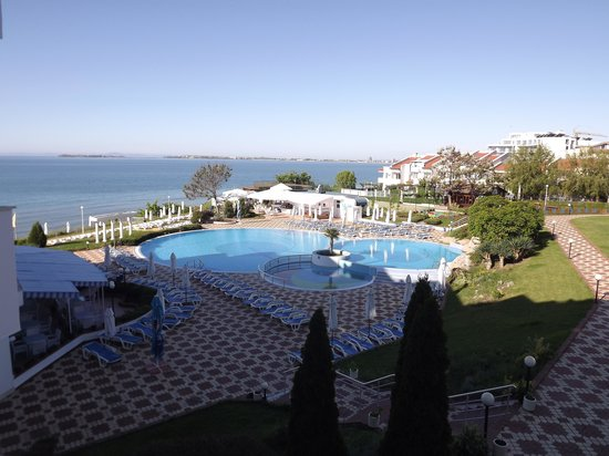 PrimaSol Sineva Park: from our room