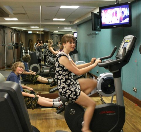 Novotel London Waterloo : fitness centre