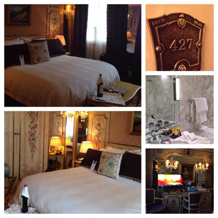 The Gritti Palace, A Luxury Collection Hotel: Love the room!!