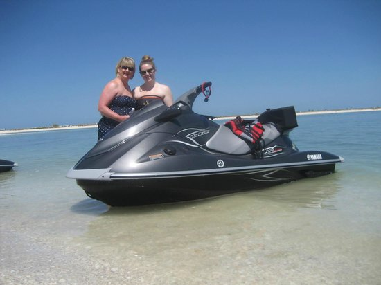 Capt. Ron's Awesome Everglades Adventures: Terri & Tricia Pgh Pa .....
