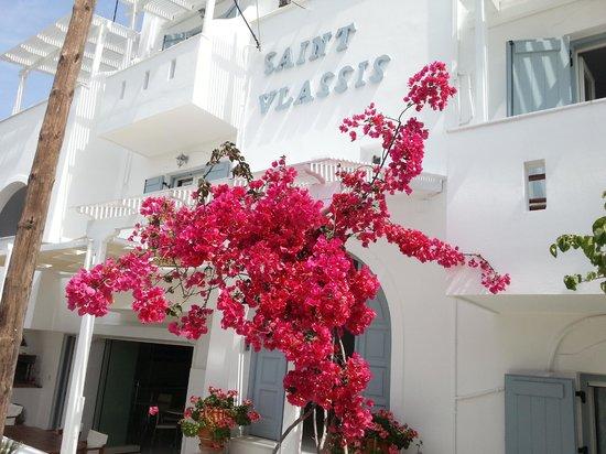 Saint Vlassis Hotel: Saint Vlassis