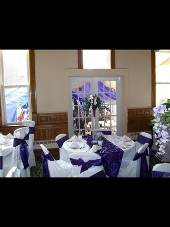 The Wells Inn : We also do special events.