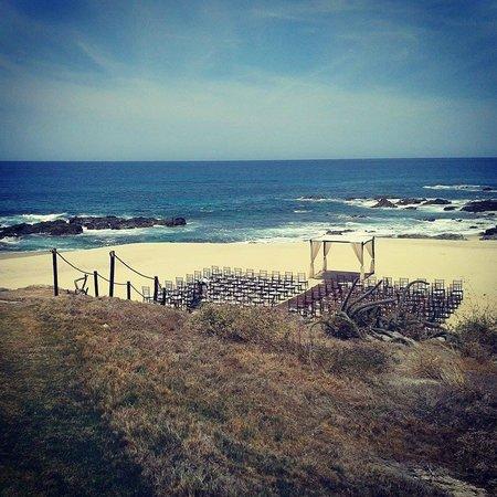 Cabo del Sol Golf Club : Cabo del Sol Beach Ceremony