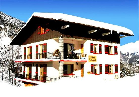 Chalet Bluebell Les Gets : Chalet Bluebell