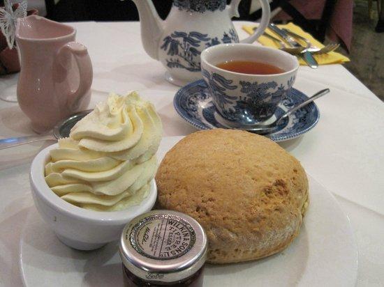 Richmond Tea Rooms: My brunch