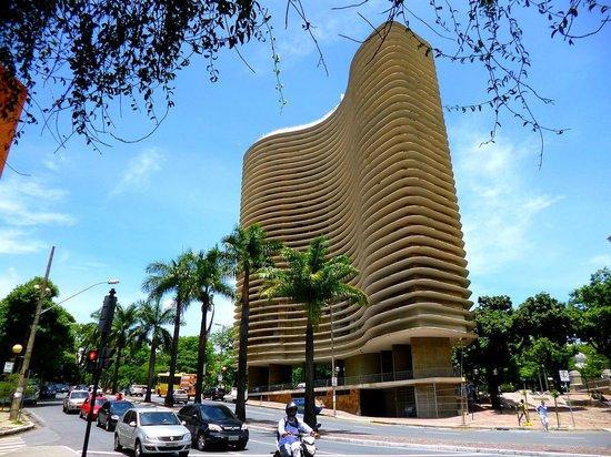 Niemeyer building