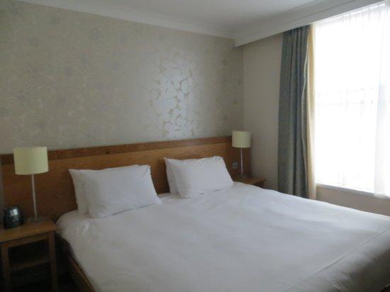 Hilton Bath City : Double room