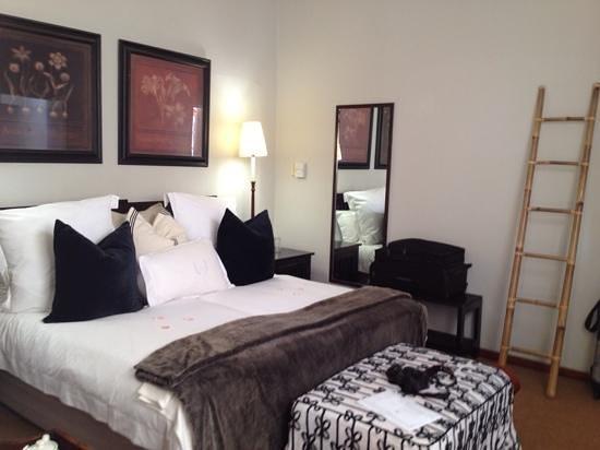 Lairds Lodge Country Estate: luxuriöse Zimmerausstattung