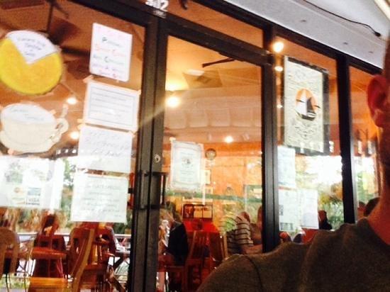 Palmetto Bay Sun Rise Cafe: Front Door