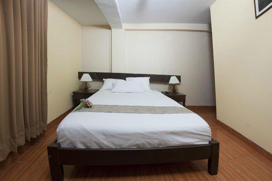 Yucay Plaza: Habitación Matrimonial